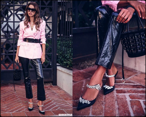 manolo blahnik, annabelle fleur, shoes, spring 2018, trend, zapatos, clon, verano 2018, looks, streetstyle, shopping