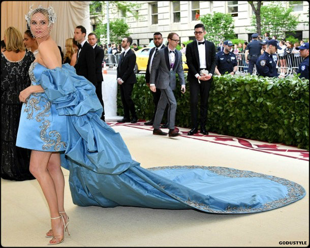 diane kruger, met 2018, gala, fashion, celebrity, look, style, details, celebrities, outfits, red carpet