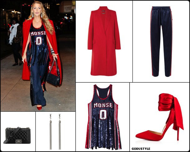 blake lively, sequin, lentejuelas, look, street, style, fashion, trend, details, style, shopping, outfits, tendencias