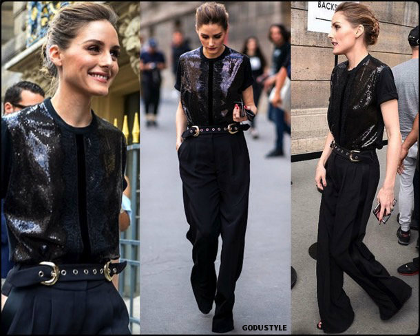 olivia palermo, looks, street style, elie saab, couture, fall 2019, style, details, shopping, outfits, fashion weeks
