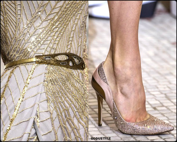 elie saab, couture, fall 2018, looks, style, details, haute couture, alta costura, otoño 2018, shoes, beauty look