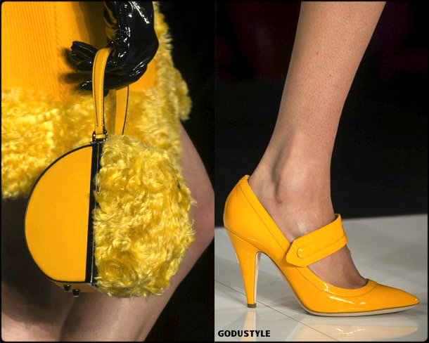 yellow, shoes, bags, zapatos, bolsos, amarillo, looks, street style, fall 2018, trend, details, shopping, otoño 2018