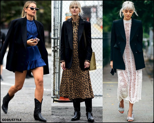 blazer, trends, fall 2018, street style, nyfw, spring 2019, looks, style, details, otoño 2019, ropa, moda, must-haves