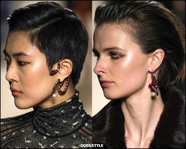 animal, earrings, pendientes, jewelry, joyas, fall 2018, winter 2019, otoño 2018, invierno 2019, trends, tendencias