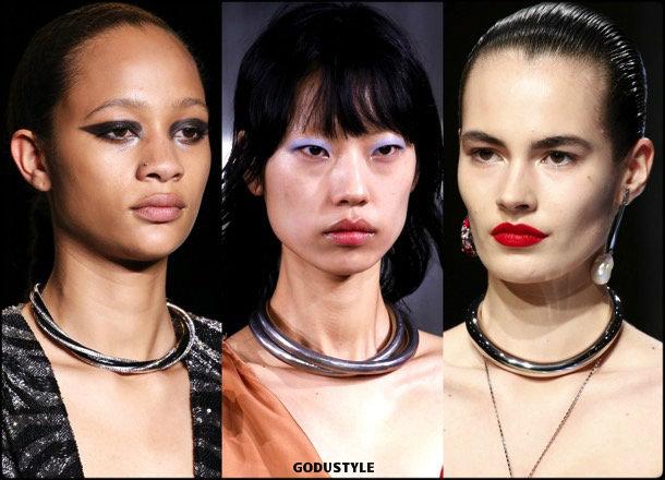 necklace, collares, jewelry, fall 2018, winter 2019, joyas, otoño 2018, invierno 2019, trends, tendencias, look
