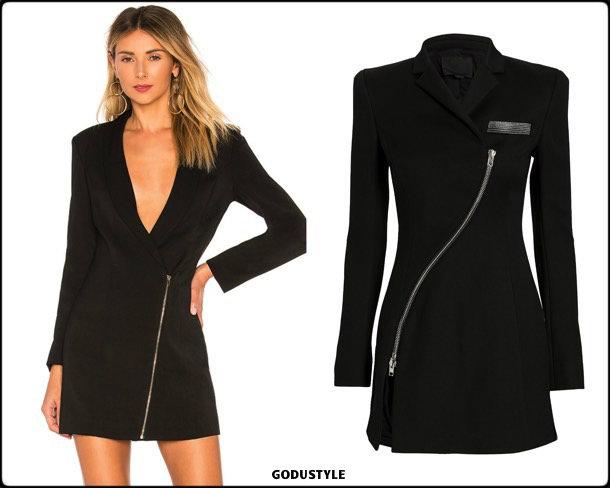 Vestido Tuxedo Shopping Tendencias Godustyle