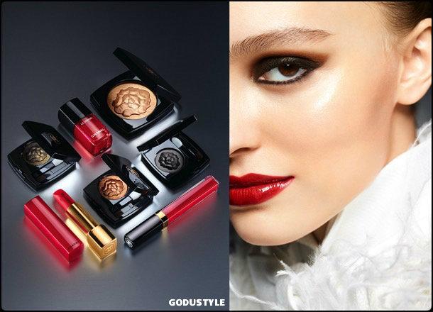 chanel, chanel libre, makeup, maquillaje, holiday 2018, navidad 2018, shopping, beauty look, party look