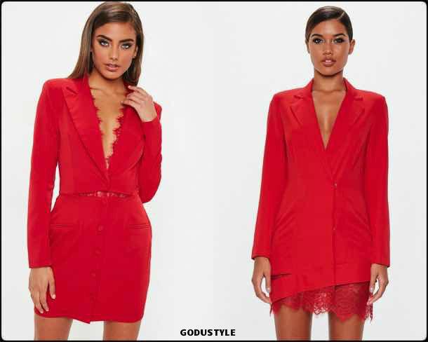 tuxedo dress, missguided, vestido tuxedo, trend, tendencia, vestido fiesta, party dress, shopping, look, style