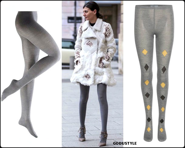 tights, wool, medias, lana, wool tights, fall 2018, invierno 2019, looks, tendencias, trends, style, shopping