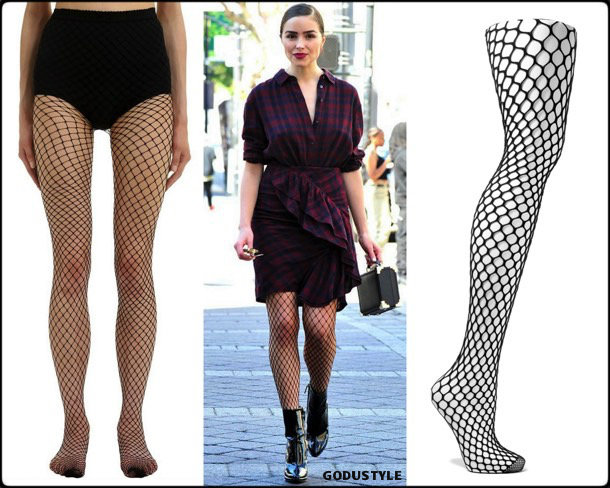 tights, medias, fishnet tights, medias red, fall 2018, invierno 2019, looks, tendencias, trends, style, shopping