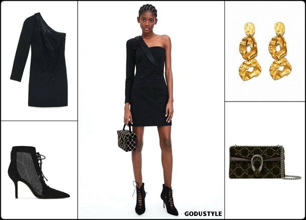 tuxedo dress, vestido tuxedo, trend, tendencia, vestido fiesta, party dress, shopping, look, style