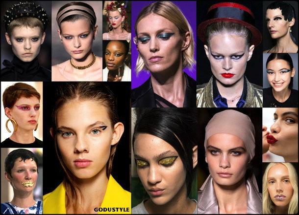 beauty, belleza, beauty look, makeup, party, look, spring 2018, trends, verano 2018, tendencias, fiesta