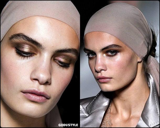 tom ford, beauty, belleza, beauty look, makeup, party, look, spring 2018, trends, verano 2018, tendencias