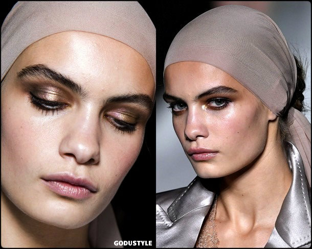 tom ford, beauty, belleza, beauty look, makeup, party, look, spring 2018, trends, verano 2018, tendencias