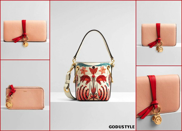 chloe, fashion, chinese new year, pig year, capsule collection, shopping, 2019, collection, look, style