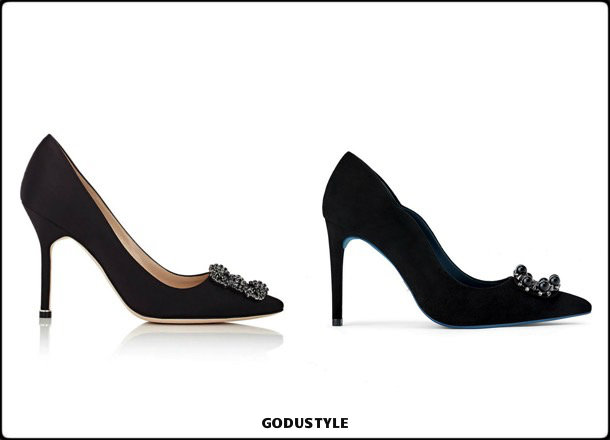 manolo blahnik, pumps, shoes, party, zapatos, fiesta, must-haves, shopping, luxury, low-cost, style
