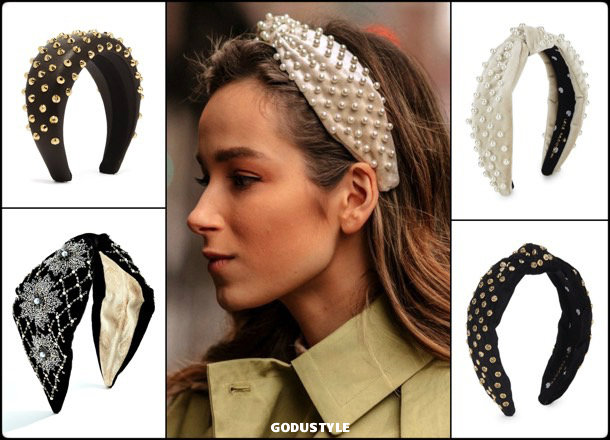 diadema, headband, hair accesories, accesorios pelo, summer 2019, verano 2019, tendencias, trends, look, style, shopping