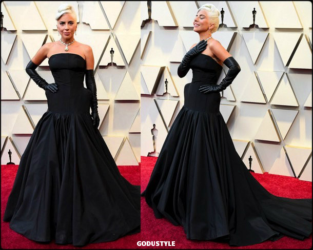 lady gaga, oscar 2019, red carpet, best, fashion, look, beauty, style, details, celebrities, review, alfombra roja