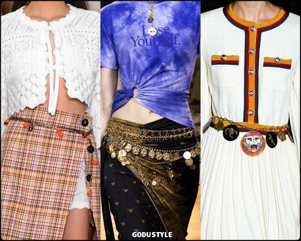 belts, cinturones, jewelry, spring 2019, trends, joyas, tendencias, verano 2019, look, style, details, fashion, moda, design, diseño