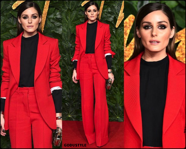 olivia palermo, british fashion awards, fashion, looks, fall 2019, style, details, street style, outfit, front row