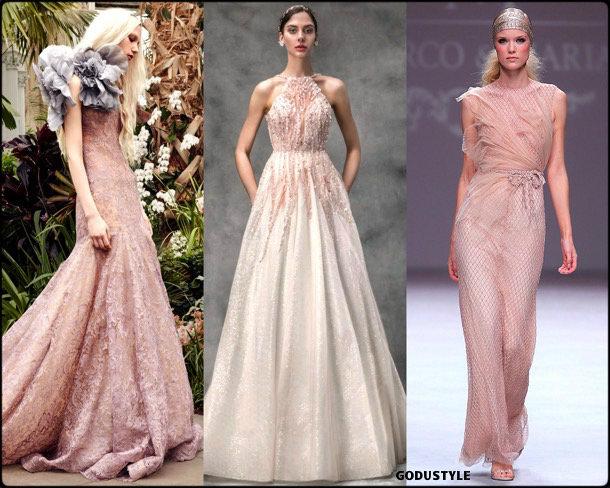 color, bridal, spring 2020, trends, novias, verano, 2020, tendencias, look, style, details, wedding dress, vestidos