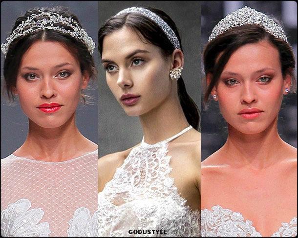 headbands, bridal, spring 2020, trends, novias, verano, 2020, tendencias, look, style, details, wedding dress, vestidos boda