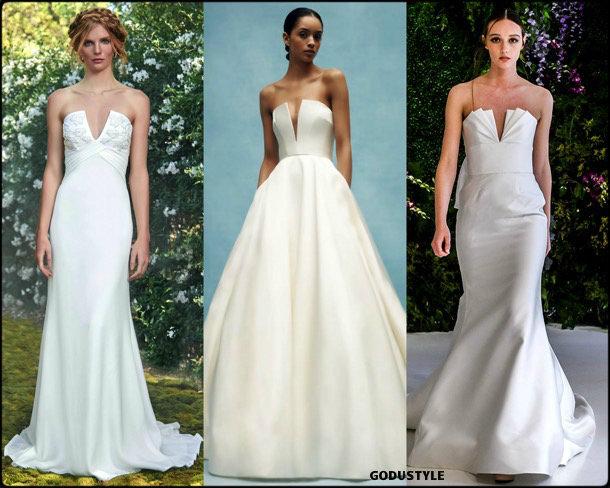 minimal, bridal, spring 2020, trends, novias, verano, 2020, tendencias, look, style, details, wedding dress, vestidos boda