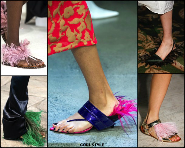 feathers-shoes-summer-2019-trend-shopping-look-style-details-godustyle