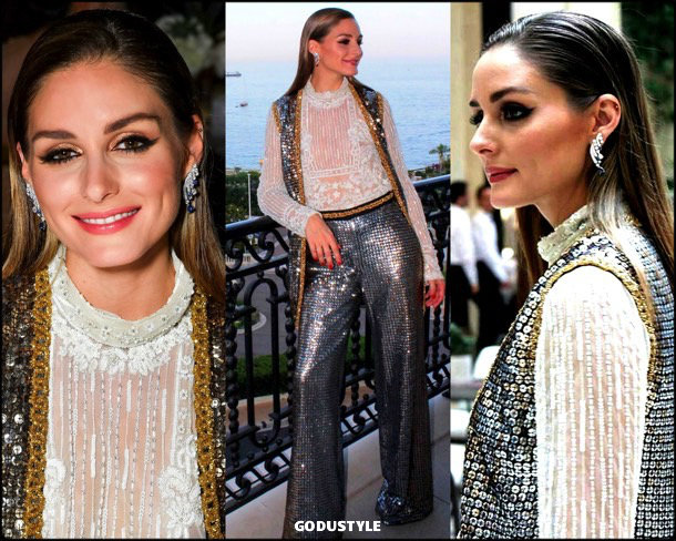 olivia palermo, look, montecarlo, couture, fall 2019, style, details, shopping, outfit, streetstyle