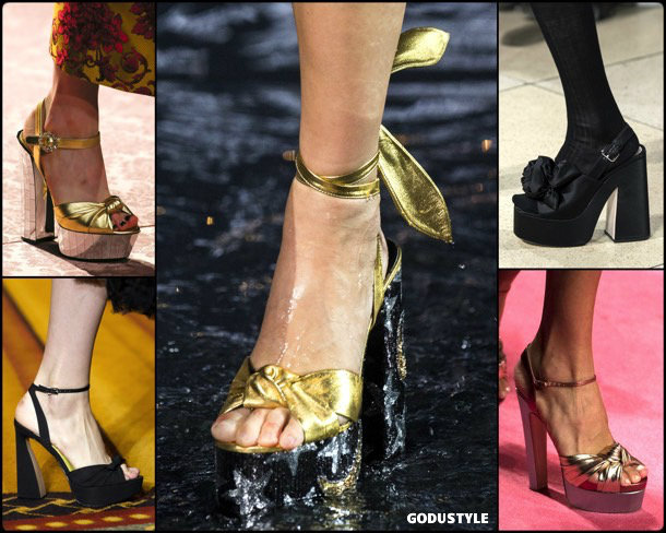 platforms, shoes, summer 2019, plataformas, zapatos, verano 2019, trends, tendencias, zapatos moda, fashion shoes