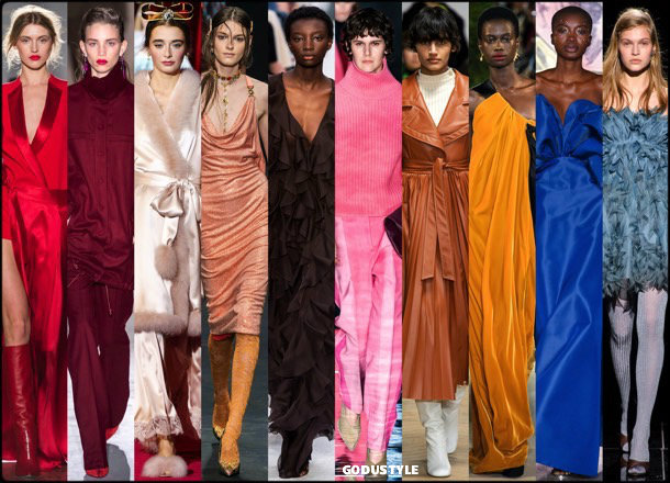 fashion, color, fall 2019, winter 2020, trend, look, style, details, colores, moda, otoño 2019, invierno 2020, tendencias, pantone