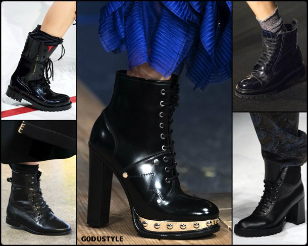 combat boots, fashion, shoes, fall 2019, trends, botas combate, zåpatos, moda, invierno 2020, tendencias