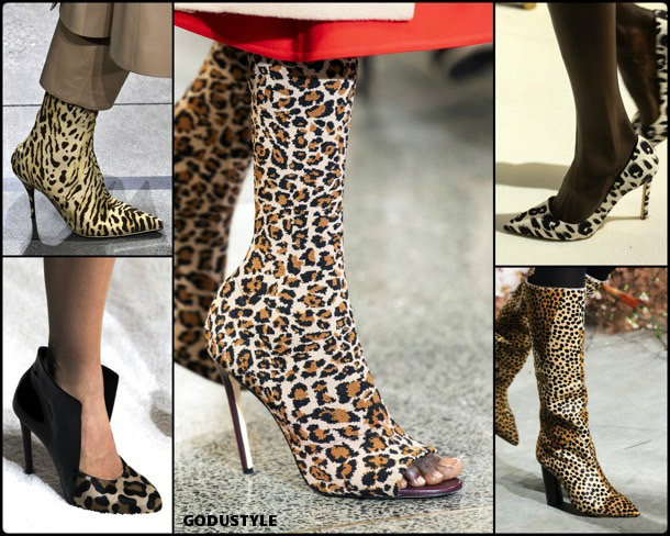 leopard print, fashion, shoes, fall 2019, trends, estampado animal, zåpatos, moda, invierno 2020, tendencias