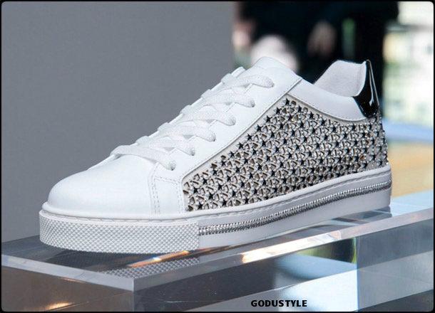 sneakers, rene caovilla, fashion, shoes, fall 2019, look, style, details, mfw, luxury, italy, design, shopping, zapatos, moda, otoño 2019
