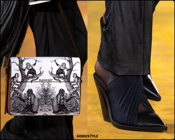burberry, shoes, bags, spring 2020, lfw, look, style, details, beauty, jewelry, verano 2020, review, moda, accessories, zapatos, bolsos