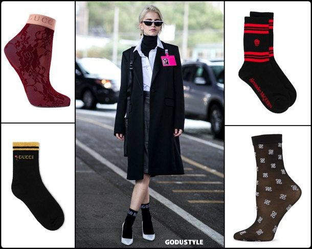 fashion, socks, fall 2019, trend, look, shopping, style, details, medias, pantis, calcetines, moda, otoño 2019, tendencias, design