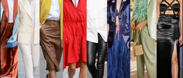 olivia palermo, look, fashion, shows, mfw, spring 2020, mfw, outfit shopping, style, details, street style, etro, versace, max mara, ermanno scervino, attico, moda