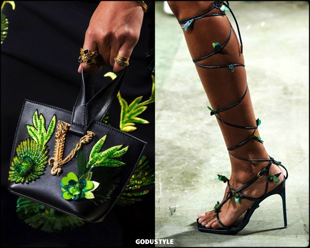 versace, shoes, bags, spring 2020, mfw, look, style, details, beauty, jewelry, verano 2020, review, moda, accessories, zapatos, bolsos