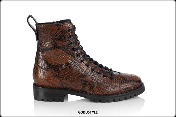 jimmy choo, kaia gerber, shoes, combat boots, capsule, collection, spring, summer, 2020, look, style, details, shopping, moda, zapatos, primavera, verano, colección cápsula