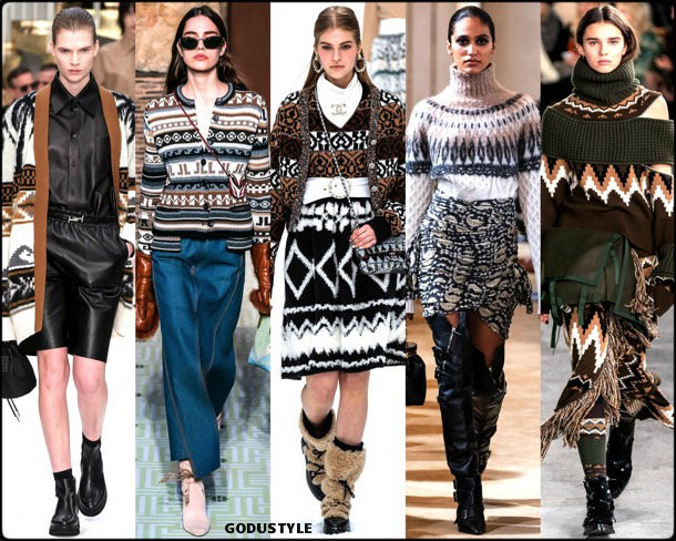 fair isle, sweater, fall, winter, 2019, 2020, trend, shopping, inspiration, look, style, details, knitted, runway, street style, moda, punto, tendencia, jersey
