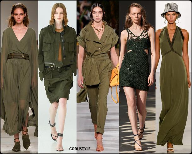 chive, verde camuflaje, fashion, color, spring, summer, 2020, color, trend, look, style, details, moda, verano, primavera, tendencia, pantone