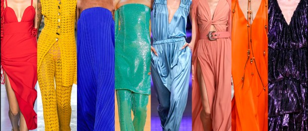 fashion, color, spring, summer, 2020, color, trend, look, style, details, moda, verano, primavera, tendencia, pantone, flame scarlet, rojo, saffron, classic blue, biscay green, chive, faded denim, orange peel, mosaic blue, azul, sunlight, coral pink, cinnamon stick, grape compote