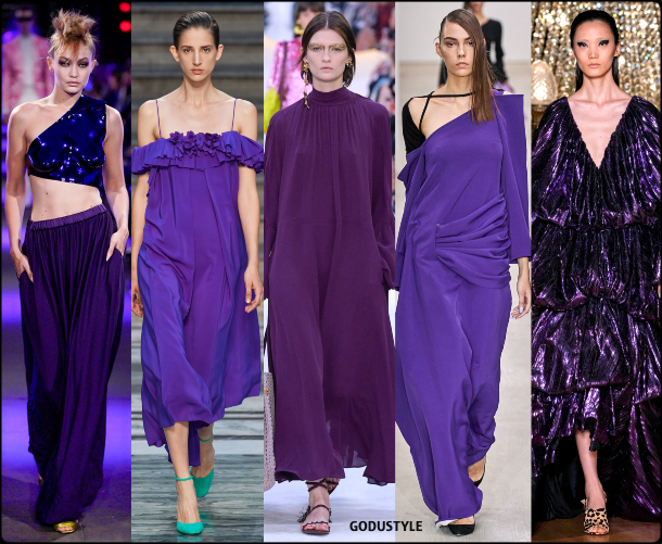 grape compote, púrpura, morado, fashion, color, spring, summer, 2020, color, trend, look, style, details, moda, verano, primavera, tendencia, pantone