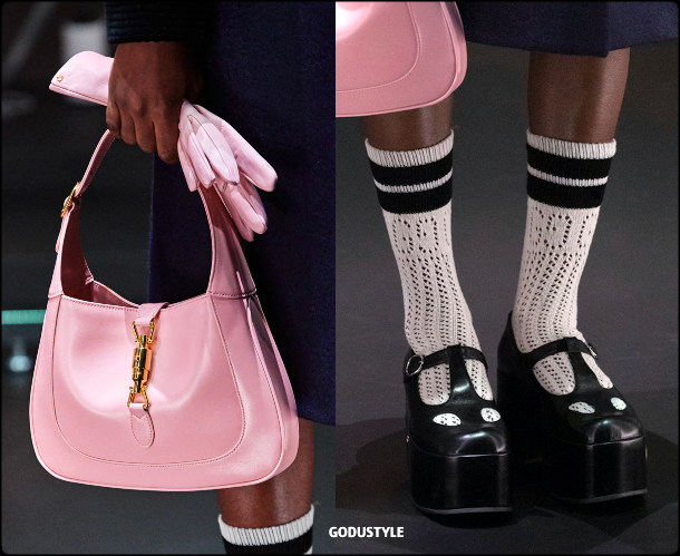 gucci, fall, winter, 2020, 2021, mfw, collection, review, accessories, beauty, shoes, bag, jewelry, fashion weeks, luxury, design, inspiration, moda, otoño, invierno, belleza, joyas, accesorios