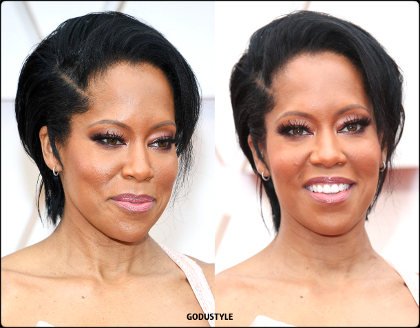 regina king, oscars, 2020, red carpet, 2020, look, style, beauty, details, jewelry, accessories, moda, alfombra roja, oscar, belleza, joyas