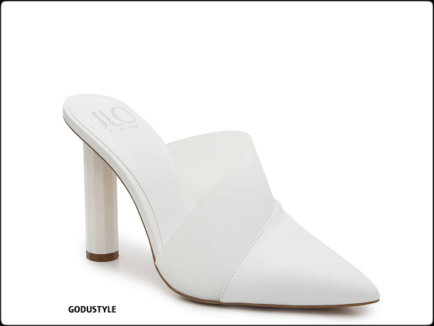 fashion, mule, sandal, jlo, jennifer lopez, dsw, jlo x dsw, shoes, spring, summer, 2020, collection, shopping, trend, look, style, details, moda, zapato, tendencia
