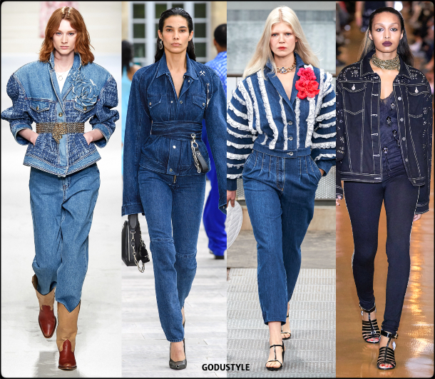 denim, tuxedo, spring, summer, 2020, fashion, trend, jacket, look, style, details, moda, cazadora, jeans, tendencia, verano, runway, design