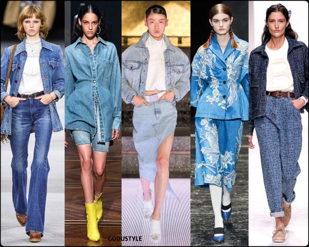 denim, tuxedo, spring, summer, 2020, fashion, trend, jacket, look, style, details, moda, cazadora, jeans, tendencia, verano, runway, design
