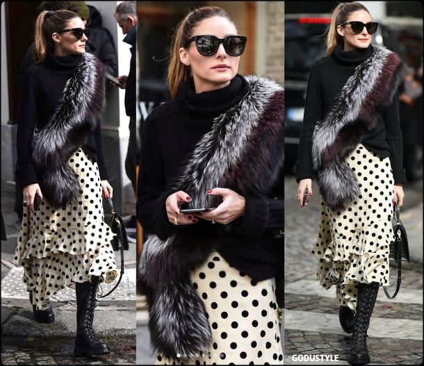 olivia palermo, altuzarra, fashion, look, pfw, fall, winter, 2020, 2021, style, details, fashion show, street style, outfit, inspiration, moda, otoño, invierno
