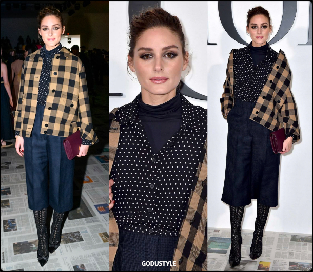 olivia-palermo-christian-dior-fashion-show-fall-winter-2020-2021-pfw-look-style-details-shopping-moda-outfit-godustyle